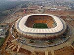Soccer City Johannesburg - still needs some orgonite